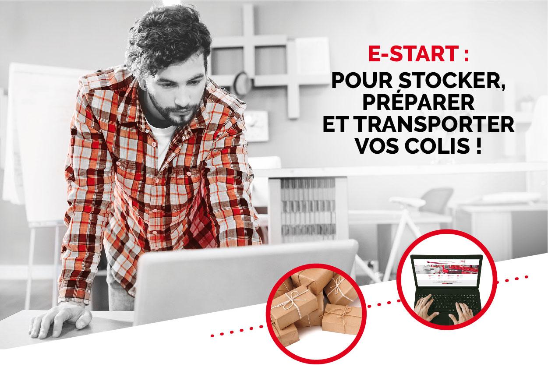 Nouveau service E-START